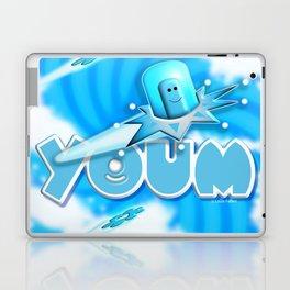 Youm in blue! Laptop & iPad Skin