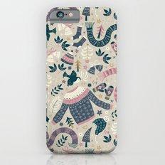 Winter Woolies iPhone 6 Slim Case