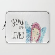You are Loved Laptop Sleeve