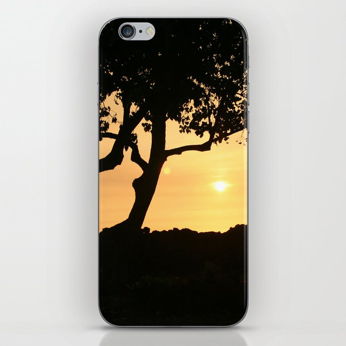 Kona Sunset iPhone Skin