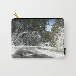 Winding road down Mt.Baw Baw Carry-All Pouch