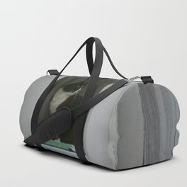 A  Cat in the Window Duffle Bag