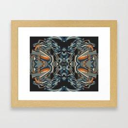 Cuentos de amor de locura y de muerte / 005 Framed Art Print
