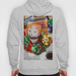 Christmas Cat Hoody