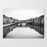 florence Canvas Prints featuring FLORENCE by Sara_photographer