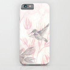 Delicate Symphony iPhone 6s Slim Case