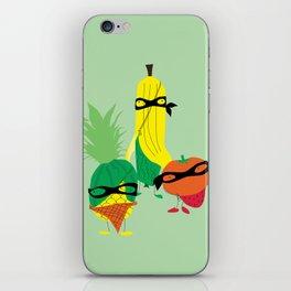 tropical gangsters iPhone Skin