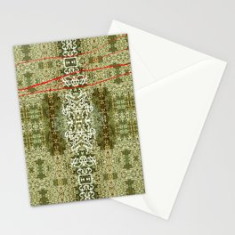 A Carnivore's Prayer of Thanksgiving for the Grass, Second Verse Stationery Cards
