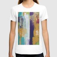 chakra T-shirts featuring Aum Chakra  by Prema Designs