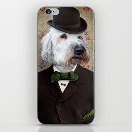 Sir Kansas - Wheaten Terrier iPhone Skin