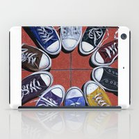 shoes iPad Cases featuring Shoes by Giorgio Arcuri