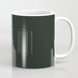 ..just the evolution & de-evolution of football Coffee Mug