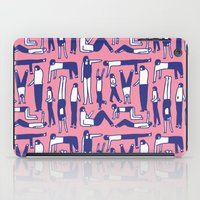 kim sy ok iPad Cases featuring OK by Regina Rivas Bigordá