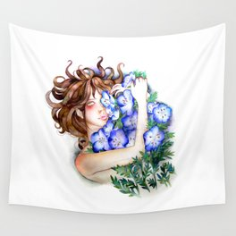 Baby Blues Wall Tapestry