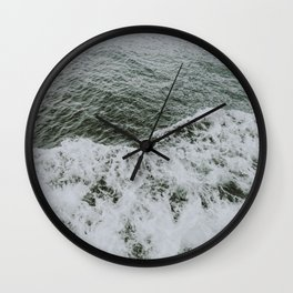 waves xi Wall Clock