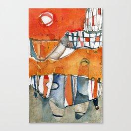 Ciudad Canvas Print