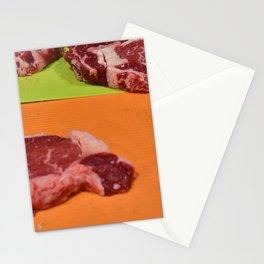 steak Stationery Cards