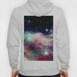 Eagle Nebula / Horsehead Nebula Deep Pastels Hoody