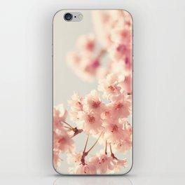 Les cerises du printemps iPhone Skin