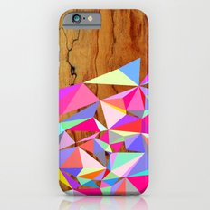 Wooden Multi Geo Slim Case iPhone 6s