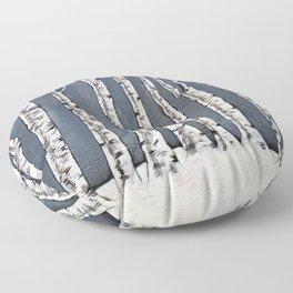 White book Floor Pillow