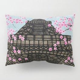 The Eiffeltower Pillow Sham