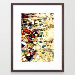 Pennies 4 Framed Art Print