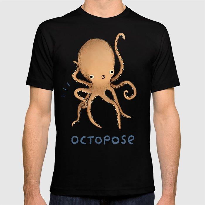 Octopose T-shirt