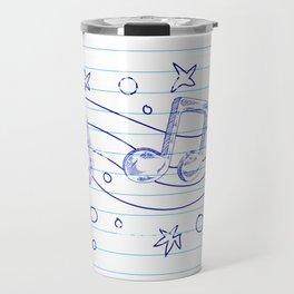 Escuela de música Travel Mug