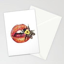 Lips + Bombus Stationery Cards