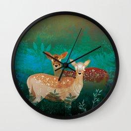 Last Solstice Wall Clock