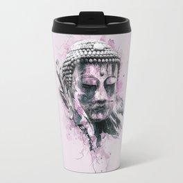Buddha (Pink Version) Travel Mug