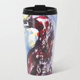 Blackbird & Flowers Travel Mug