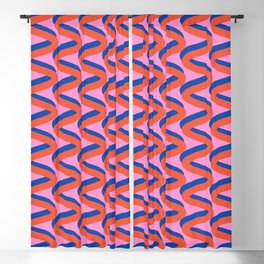 Wild Whimsy Blackout Curtain
