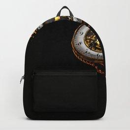 vintage clock_30 Backpack