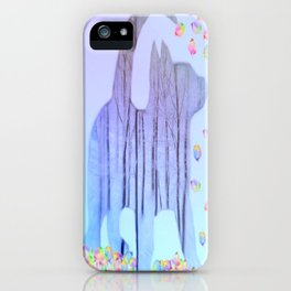 Cat Dreams iPhone Case