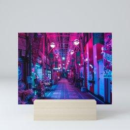 Entrance to the next Dimension Mini Art Print