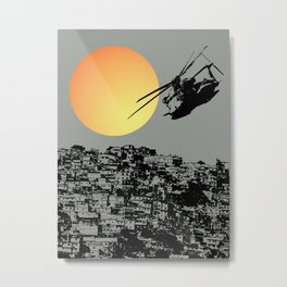 Slum Dog Metal Print