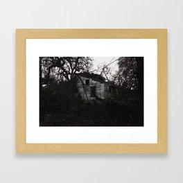 Devoured Framed Art Print