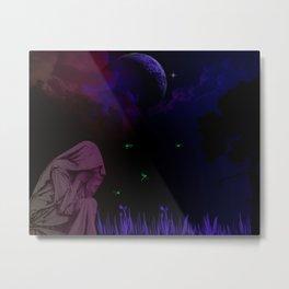 """""""Lost Soul"""" by Marie Plourde Metal Print"""