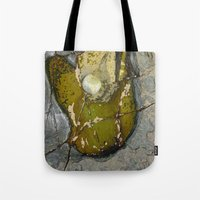 rocky Tote Bags featuring Rocky by CrismanArt