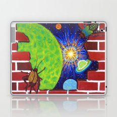 Crickets in the Walls Laptop & iPad Skin