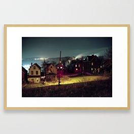 Braddock Framed Art Print