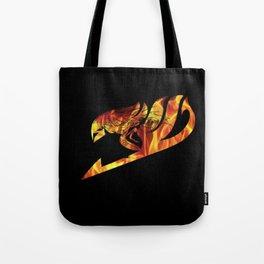 Natsu- Fairy Tail Tote Bag