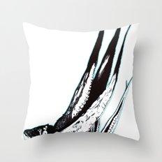 Giant Octopus Ver 3 - Transparent Throw Pillow