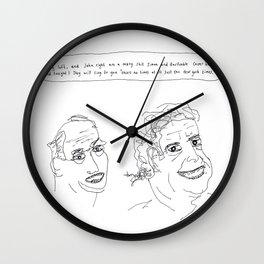 Simon and Garfunkel cover band Wall Clock