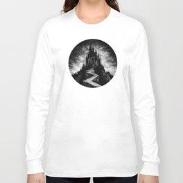 Vampire Castle Long Sleeve T-shirt
