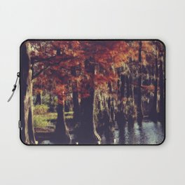Autumn Cypress Laptop Sleeve