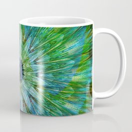 Beautiful as a peacock Coffee Mug