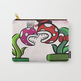 Piranha Plant Love Carry-All Pouch